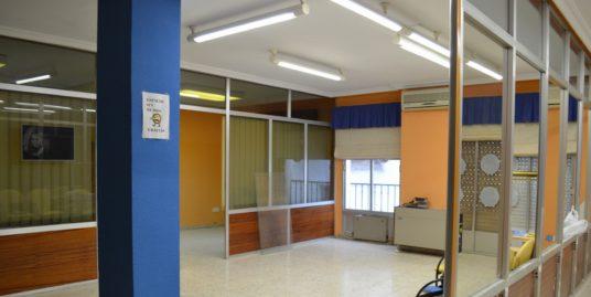 ALQUILER DE OFICINA EN ZONA CENTRO